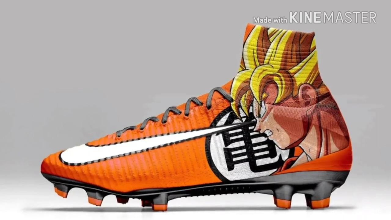 sports shoes c5326 b837b Nike Mercurial Superfly DragonBall Z Edition.
