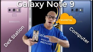 Samsung Galaxy Note 9 PC Replacement For 100 Bucks | Samsung Dex Station