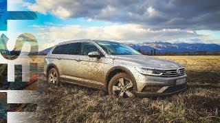 2016 Volkswagen Passat Alltrack 2.0 BiTDI | TEST