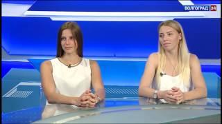 Интервью. Валерия Ганичева и Полина Ведёхина