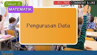 Tahun 5 Matematik Upsr Pengurusan Data Youtube