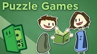 Extra Credits: Puzzle Games