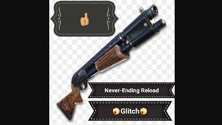 Fortnite: Never-Ending Reload Glitch!!! :O