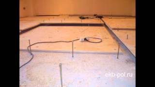 деревянный пол видео(деревянный пол,полы в деревянном доме,деревянный пол видео,правильный деревянный пол,утеплить пол в деревя..., 2014-04-05T05:44:49.000Z)