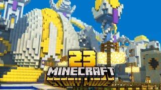 MINECRAFT: STORY MODE [023] - Minecraft Skyblock HEFTIGSTE MAP!!