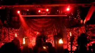 "WATAIN - ""Outlaw"" + ""Sworn To The Dark"" live @ Auditorium Flog, Firenze (IT)"