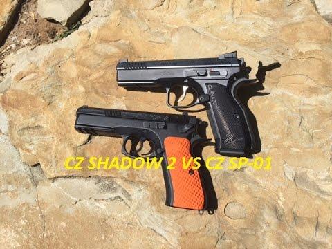 CZ Shadow 2 vs CZ SP-01 - Detailed Review & Targets (See Description)