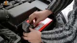 Аккумулятор на Kia Rio (Киа Рио), ставим Topla 60Ah R+ uni(, 2015-02-19T12:50:51.000Z)