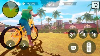 The Grand Bike V - Gameplay Android free games