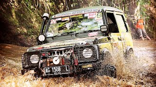 OFFROAD 4X4 EXTREME CAMPURAN - MOBIL OFFROAD