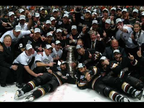 Anaheim Ducks 2007 Stanley Cup Champions Tribute - YouTube