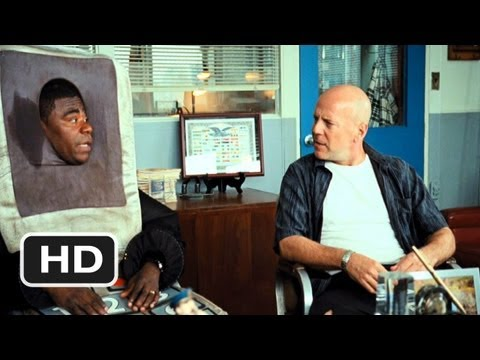 Cop Out #2 Movie CLIP - Suspended Without Pay (2010) HD