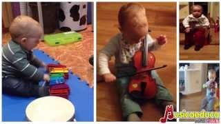 Yo soy Músico - Lucas 1 año