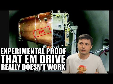 Looks Like EM Drive Is Officially Dead - Experiments Fail
