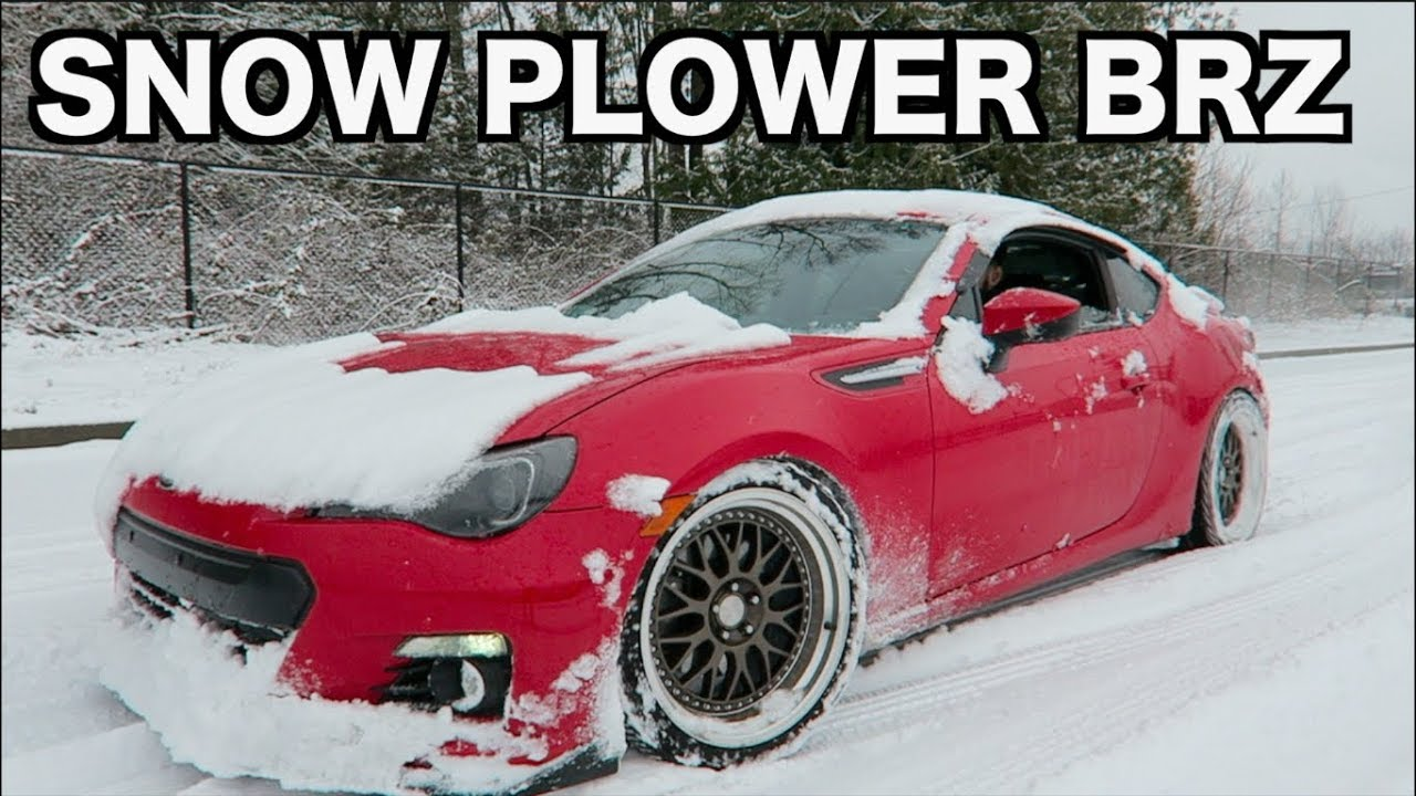 Great Amazing Slammed Subaru Brz Vs Snow Bad Idea With Frs Bad With Design  Ideen Frs Bad.