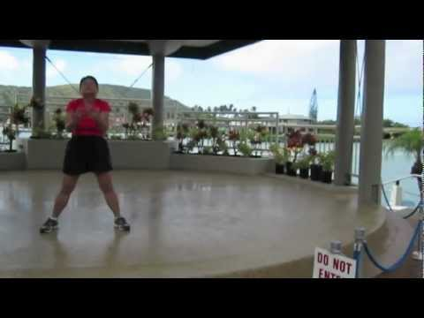 Luk Tung Kuen Chinese Exercise in Honolulu, Hawaii by everydaytaichi by lucy chun