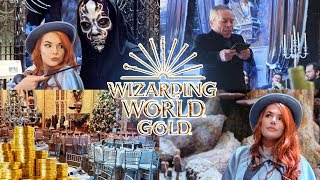 THE FIRST EVER WIZARDING WORLD GOLD EVENT