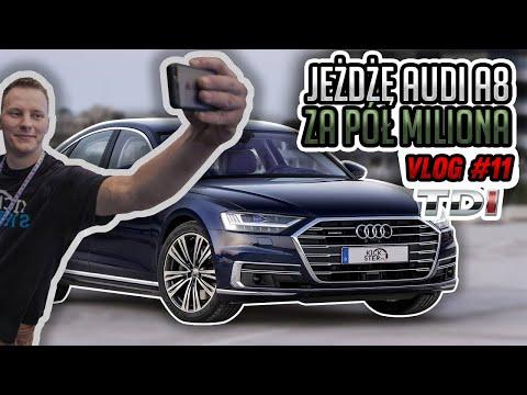Jeżdżę Audi A8 za pół miliona - vlog #23