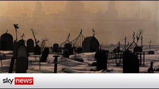 How China is erasing Uighur cemeteries