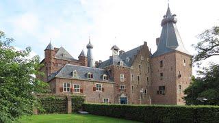 Doorwerth - Gelderland -  Kasteel en moestuin