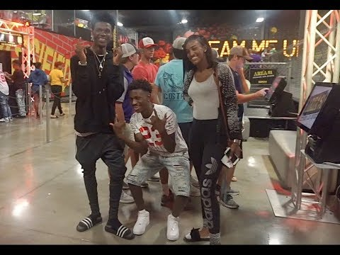 DAY WITH NIQUE AND KING ( BAE DAY ) 😍❤️ VLOG#2