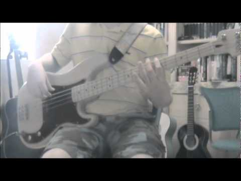 Take Me Out- Franz Ferdinand Bass Cover