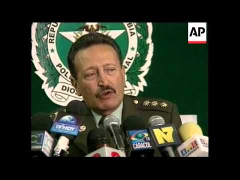 AUC leader arrested in Panama, extradited to Colombia