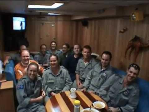 HMAS NEWCASTLE 2005 full length video