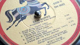 Something New (Like A Sweet Melody)  - Keni Burke (from the album