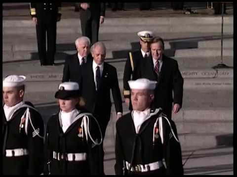 Remarks of President Bush During Pearl Harbor Day Wreath Laying Ceremony at the U S  Navy Memorial