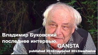 "Vladimir Bukovsky. ""Last interview"". Heritage. About Brexit, EU, USSR, and post soviet nomenclature"