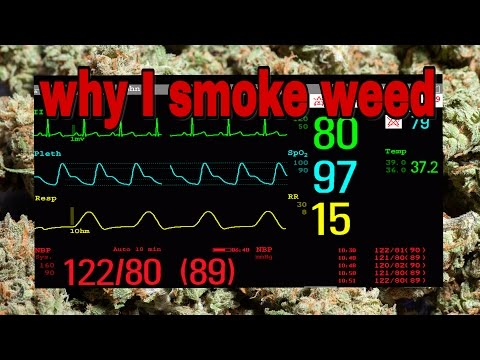 Why I use weed(the heart attack story)