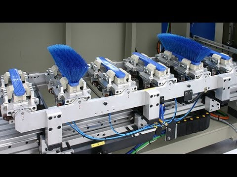 BORGHI STAR V2 - brush making machine