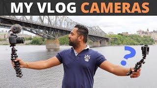 Vlogging with a DSLR or a Go Pro? Cameras, Mics, Tripods & Lenses - Cost of My Vlogging Camera Setup