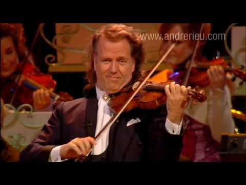 André Rieu's World Stadium Tour: biggest stage ever to go on tour!
