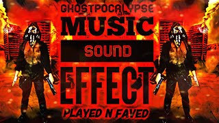 Ghostpocalypse Action Music Sound Effect / Sound Of Apocalypse Theme Ambience / Eerie Doomsday Music