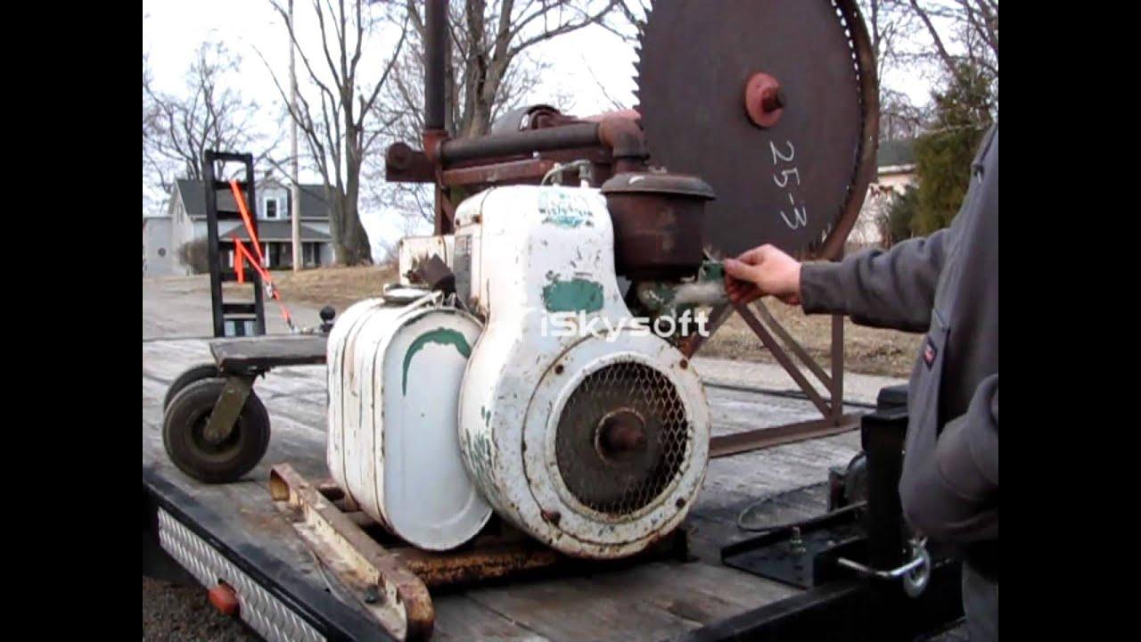 Wisconsin Thd Engine