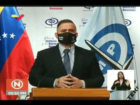 Fiscal Tarek William Saab sobre 20 contagiados con Covid-19 por escuela de béisbol en Margarita