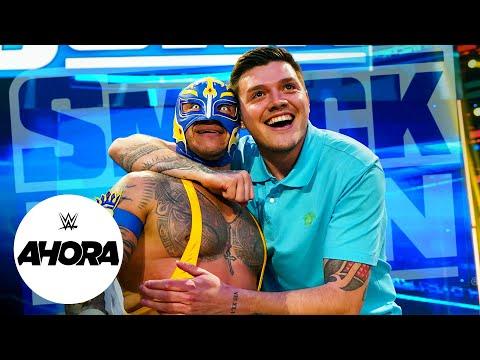 ESTA NOCHE en #SMACKDOWN: WWE Ahora, Abr 23, 2021