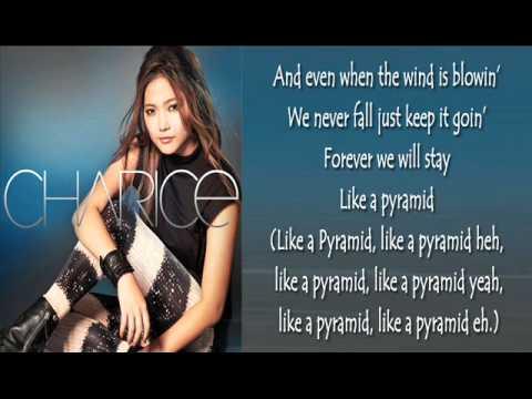 Charice - 'pyramid' Featuring Iyaz Karaoke