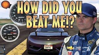 Trolling Race Car Expert Online With Nitro!  Gta 5 Mods