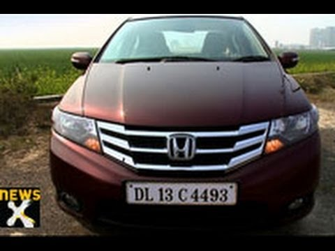 Test drive: New Honda City - NewsX