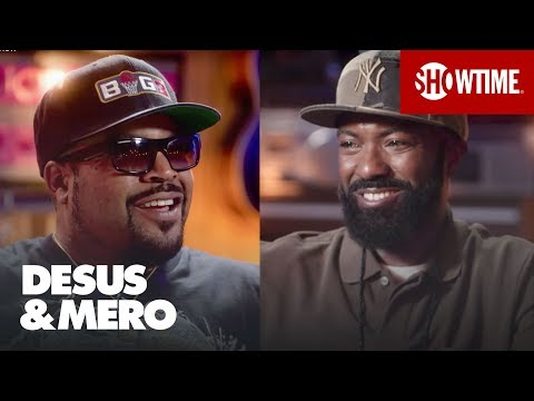 Ice Cube on Being Himself Comedy Acting & The Big 3  Extended   DESUS & MERO