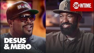 Ice Cube on Being Himself, Comedy Acting & The Big 3 | Extended Interview | DESUS & MERO