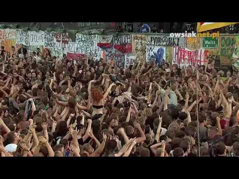 Airbourne - Blackjack, Woodstock 2011 Poland HD