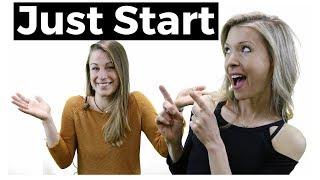 Just Start - Motivational video (2018)