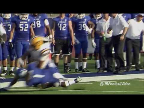 "Boise Ross   ""Litty""   University at Buffalo 2015-2017 highlights"