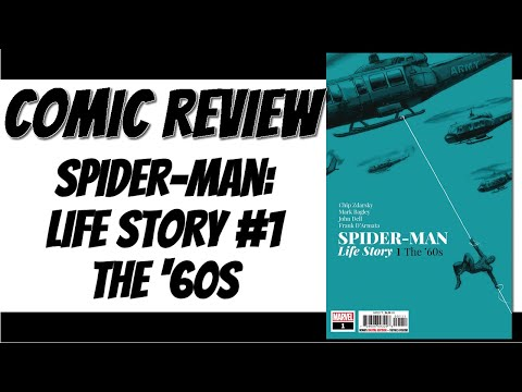 Marvel Comics Review: Spider-Man: Life Story #1