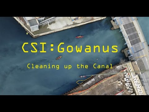CSI Gowanus: Cleaning up the Canal
