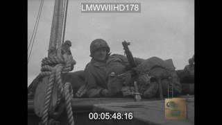 PRISONERS WW II ; 82ND AIRBORNE, WWI, AMERICAN CEMETERY, SAN LAURENT - SUR-MERE, FRANC - LMWWIIHD178